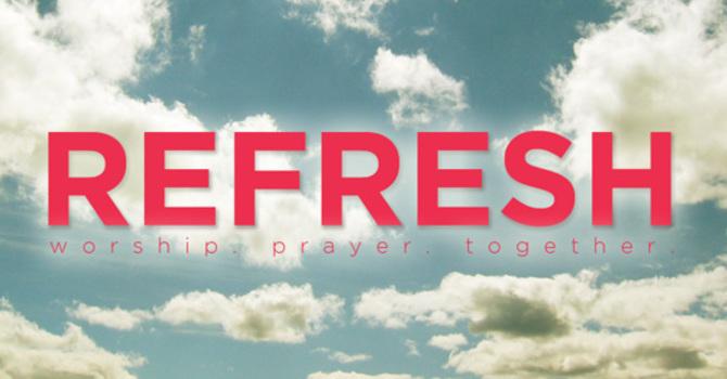 Pentecost 17 - Refresh Sunday image